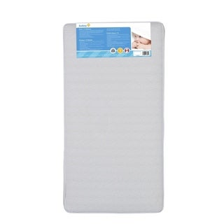 DHP Safety First Classic 112 Baby Mattress - White