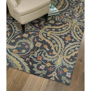 Christopher Pewter Classique Hand-Tufted Rug (8' x 10')|https://ak1.ostkcdn.com/images/products/10575833/P17652124.jpg?impolicy=medium