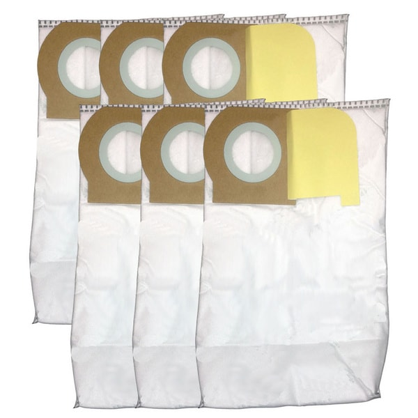 6pk Replacement W HEPA Style Cloth Bags, Fits Simplicity, Compatible with  Part SWH-6