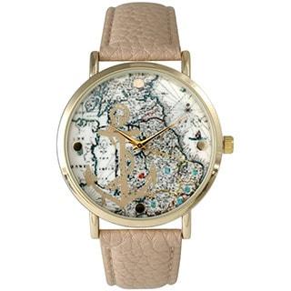 Olivia Pratt Women's Map and Anchor Watch