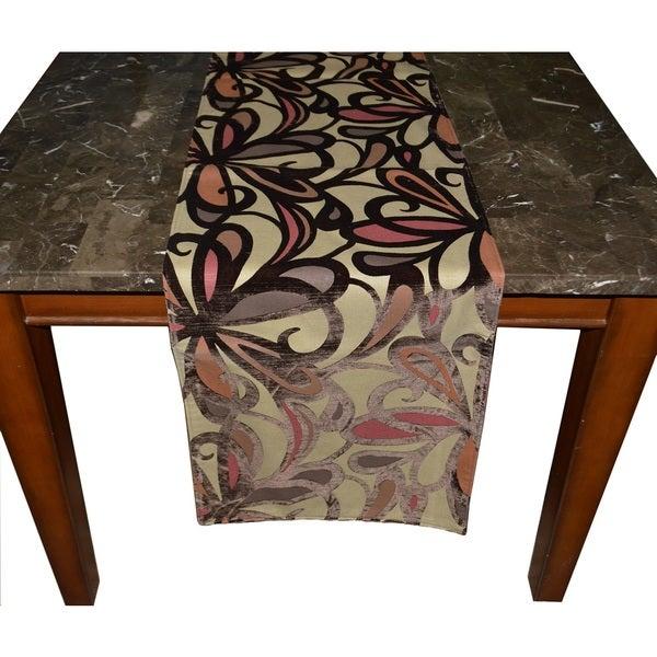 Fanfare Decorative Table Runner
