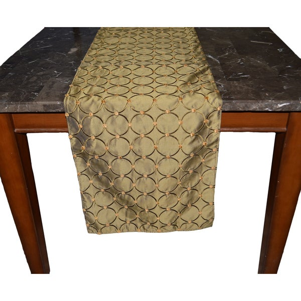 Caprica Decorative Table Runner