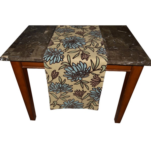 Montague decorative table runner free shipping today for 102 table runners