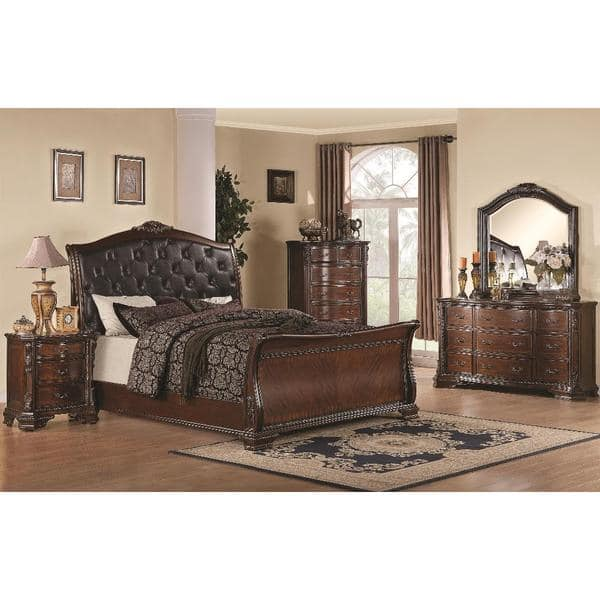 Shop James 6 Piece Bedroom Set Free Shipping Today
