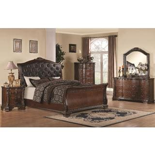 James 6 Piece Bedroom Set (3 Options Available)