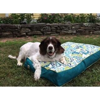 Snoozer Zoe Rectangular Pet Bed