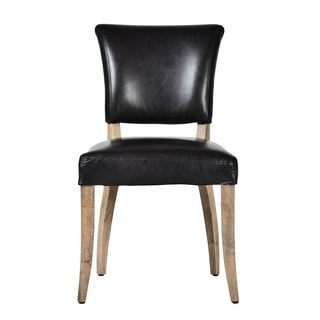 Aurelle Home Penny Dining Chair (Set of 2)