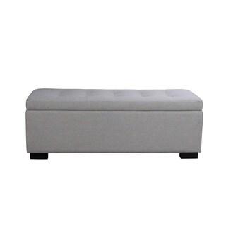 Aurelle Home Kyra Storage Bench