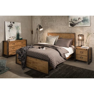 Aurelle Home Katie Queen Bed