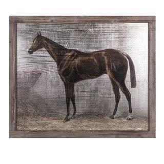 Regal Horse Wall Decor