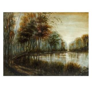 Marquette Landscape Oil Painting
