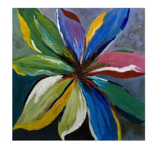 Octavia Oil Painting