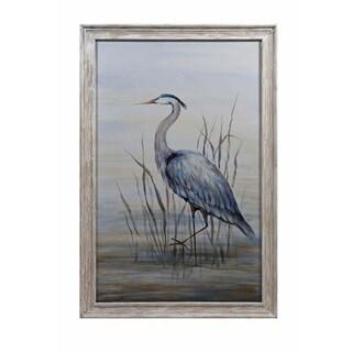 Hampton Framed Oil Painting