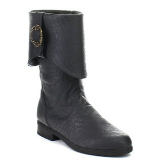 FUNTASMA CARRIBEAN-199 Men's Flat Heel Cuffed Ankle Boots