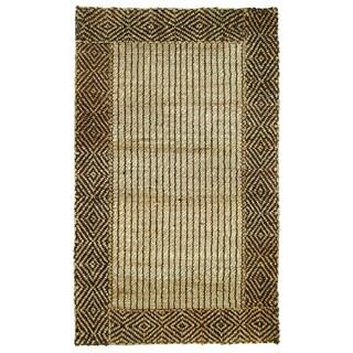 Duncan Braided Bordered Rug (5' x 8')