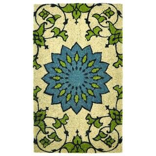 Kosas Home Felicia Coir Doormat (18' x 30')