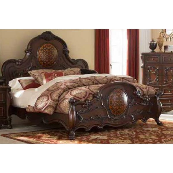 Victoria 5-piece Bedroom Set - Free Shipping Today - Overstock ...