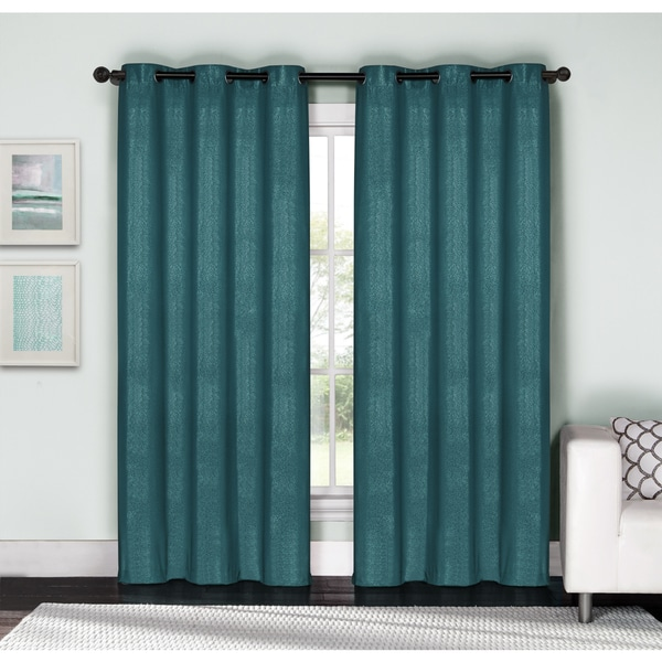 a4090cecbab3 Shop VCNY Worchester Curtain Panel Pair - Free Shipping On Orders ...