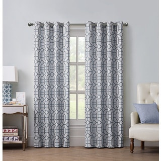 VCNY Jackson Grommet Curtain Panel