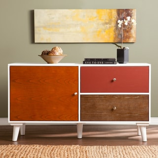 Harper Blvd Multi Wood Colorblock Anywhere Storage Cabinet/ Console