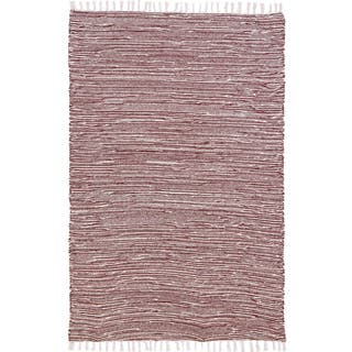 Brown Complex Chenille Flat Weave Rug (9' x 12')|https://ak1.ostkcdn.com/images/products/10577798/P17653762.jpg?impolicy=medium