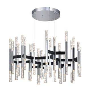 Sonneman Lighting Champagne Sonata 24 Arm LED Pendant