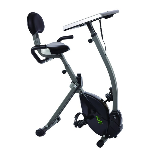 wirk ride cycling workstation desk free shipping today