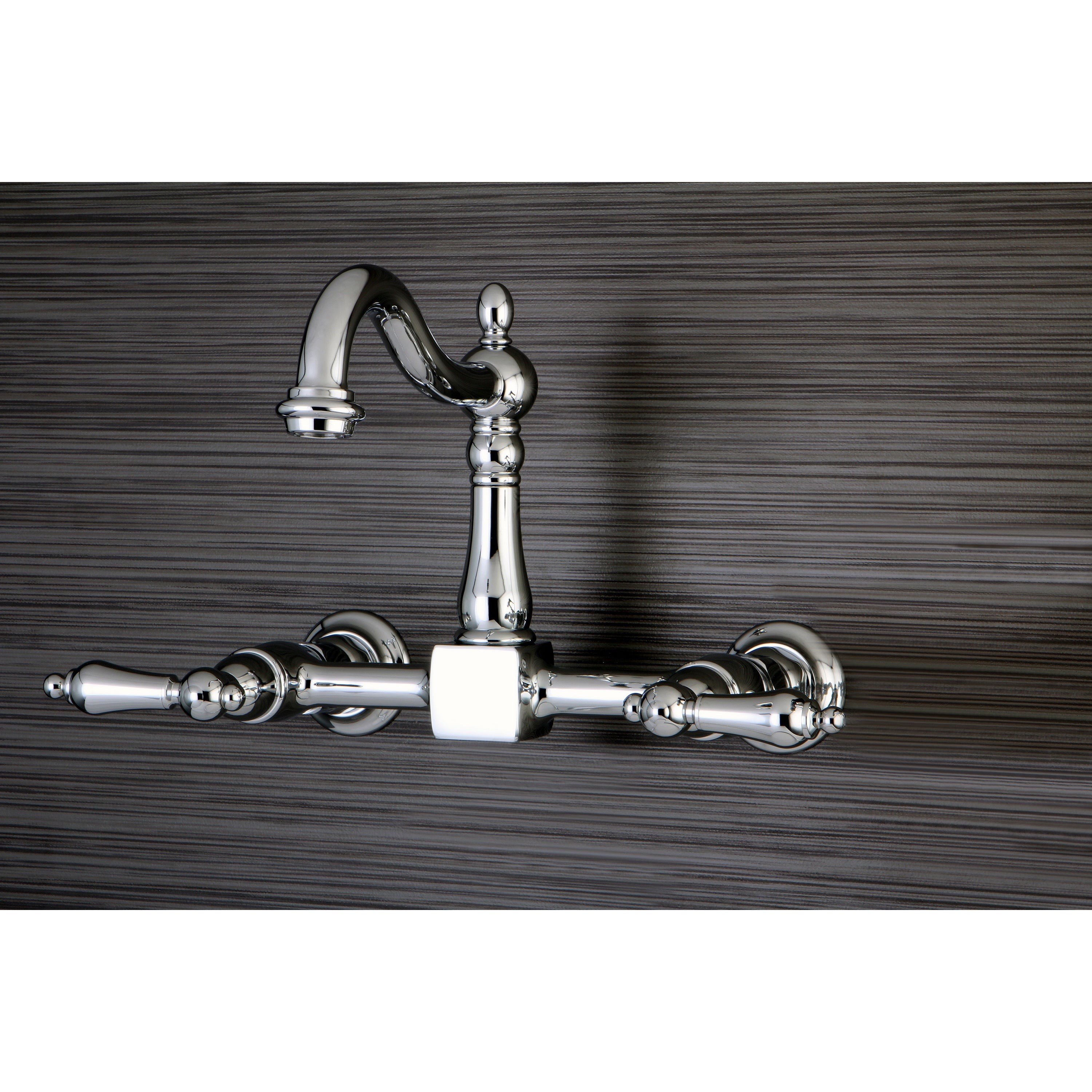 Buy Silver Finish, Lead-Free Kitchen Faucets Online at Overstock.com ...