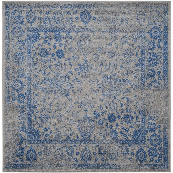 Shop Safavieh Adirondack Vintage Distressed Grey Blue