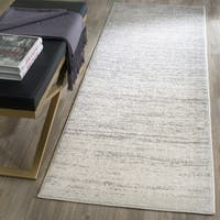Safavieh Adirondack Vintage Ombre Ivory / Silver Rug - 2'6 x 8'