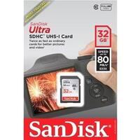 SanDisk Ultra 32 GB SDHC