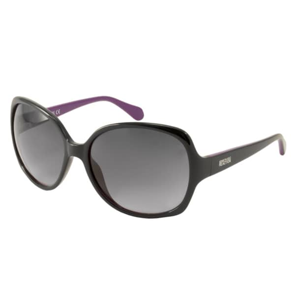 0c5072b04 Kenneth Cole Reaction KC2724 Women's Black Rectangular Sunglasses