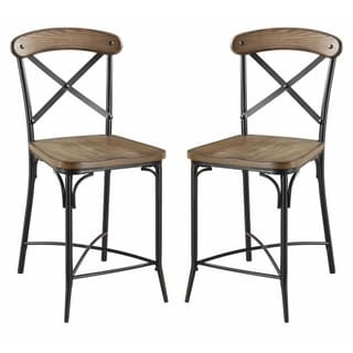 Olympia 26 And 30 Inch Barstool By Fashion Home 16942812