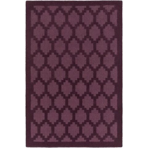 Hand-Loomed Hatfield Wool Area Rug