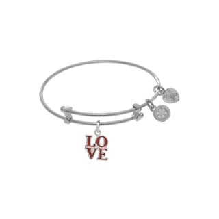Angelica 'LOVE' Tween Bangle