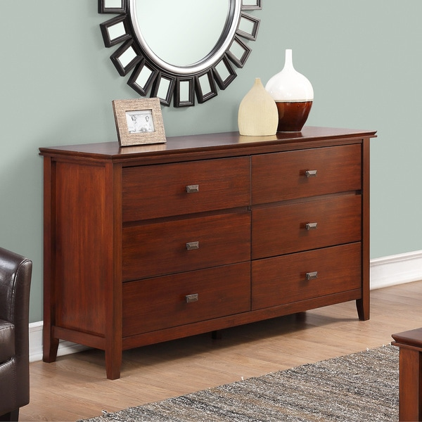 WYNDENHALL Stratford Bedroom Dresser and Media Cabinet - Free ...