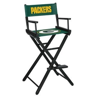 Official Licensed NFL Bar Height Director's Chair (A-M)