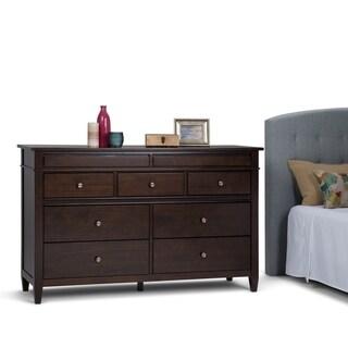 WYNDENHALL Sterling Bedroom Dresser