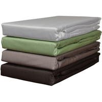 Cheer Collection 300TC Rayon from Bamboo Pillowcase Set