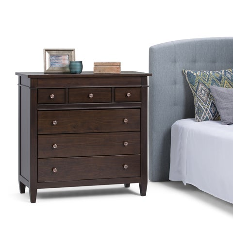 WYNDENHALL Sterling Bedroom Chest of Drawers