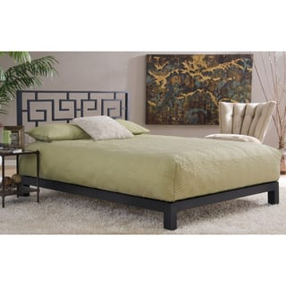 Motif Design Greek Key Metal Headboard and Aura Deluxe Platform Bed - Black|https://ak1.ostkcdn.com/images/products/10582243/P17657460.jpg?impolicy=medium