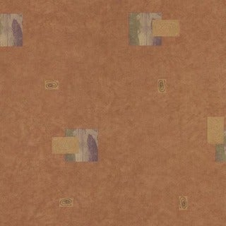 Rust Crackle Texture Wallpaper