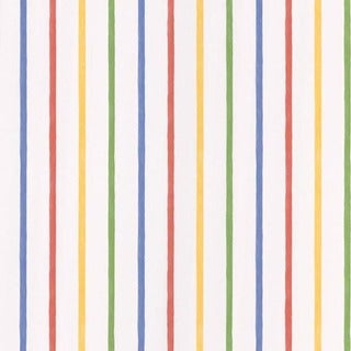 Multicolor Stripe Wallpaper