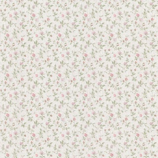 Mauve Rosebuds Wallpaper