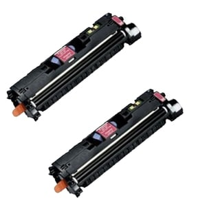 Canon EP-87M Compatible Magenta Toner Cartridge for Canon ImageClass 8180C (Pack of 2)