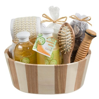 Fresh Cucumber Melon Spa Gift Set