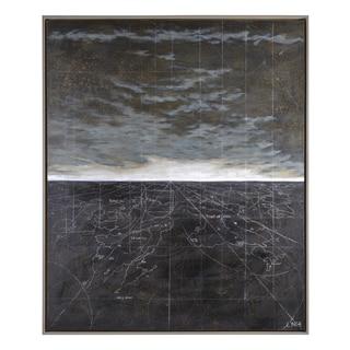 Ren Wil Armada Framed Canvas Art