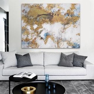 Ren Wil Royal Sky Unframed Canvas Art