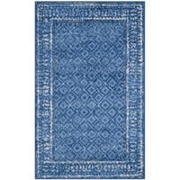 Safavieh Adirondack Vintage Light Blue/ Dark Blue Rug - 2'6 x 4'