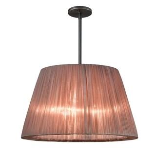 Clearance. Sonneman Lighting Organza Wrap Tapered Drum Pendant  sc 1 st  Overstock & Sonneman Lighting - Clearance u0026 Liquidation | Find Great Home Decor ...